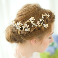 Gorgeous Freshwater Pearl Headbands