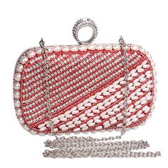 Attractive Polyester Clutches/Wristlets