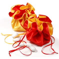 Lovely Favor Bags With Ribbons