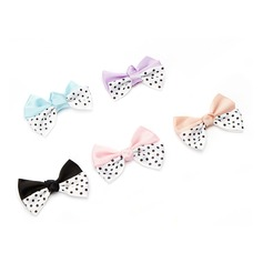 Lovely Bowknot Polyester Decorative Accessories