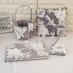 Romantic Collection Set With Ribbons/Flowers