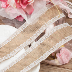 1 M Beautiful Lace/Cambric Decorative Bands