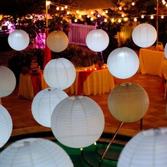 "14"" Paper Lantern (More Colors)"