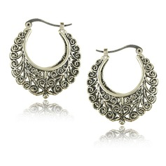 Vintage Alloy Ladies' Fashion Earrings