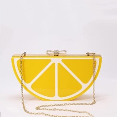 Lovely Acrylic Clutches/Wristlets