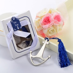 Anchor Design Bottle Openers With Tassel
