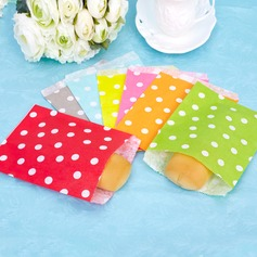 Polka Dots Pattern Favor Bags