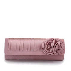 Charming Satin Clutches/Wristlets