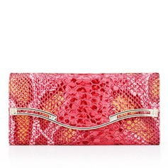 Special Genuine leather/Cow Leather Clutches/Fashion Handbags/Luxury Clutches
