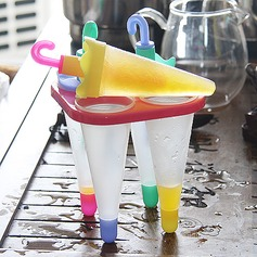 Umbrella Shaped Silicone Ice Mould