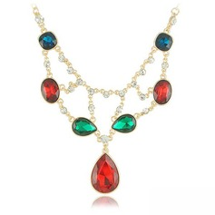 Fashional Alloy/Crystal Ladies' Necklaces