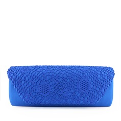 Charming Satin/Lace Clutches