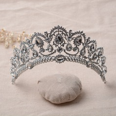 Beautiful/Glamourous Rhinestone/Alloy Tiaras