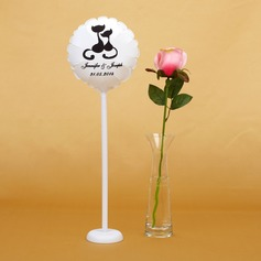 "Personalized ""Cute Cats"" PVC Wedding Balloon"