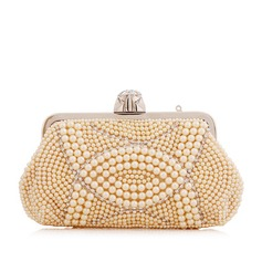 Charming Pearl Clutches